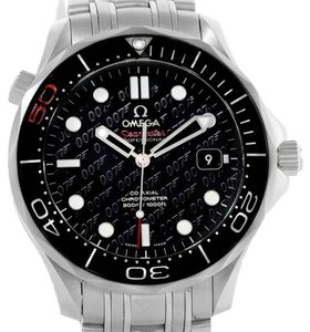 Omega Omega Seamaster Limited Edition Bond 007 Watch 212.30.41.20.01.005