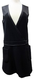 Louis Vuitton Sleeveless Wrap Dress