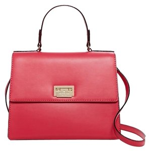Kate Spade Satchel in Zinnia Pink/gold