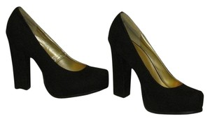 Mossimo Supply Co. black Platforms