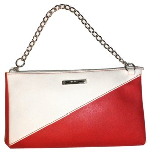 Nine West Pattern Chain Cross Body Bag