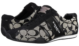 Coach black/white Athletic