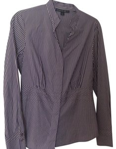 Lafayette 148 New York Button Down Shirt