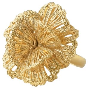 Stella & Dot Stella & Dot Geneve Lace Gold Ring