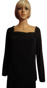 Coldwater Creek Top Black