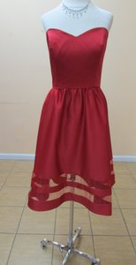 Alfred Angelo Cherry 7368s Dress