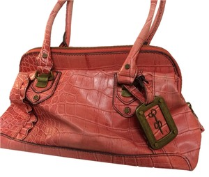 Jessica Simpson Satchel in Pink/coral Pink