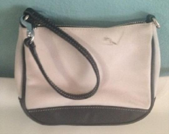 Coach Wristlet in Soft Pink And Black