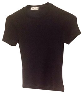 BCBG Paris T Shirt Black