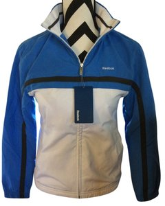 Reebok Workout New With Tags Blue Jacket