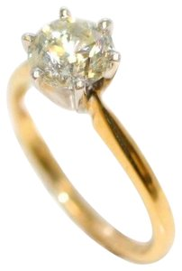 Brilliant Solitaire Diamond Engagement Ring