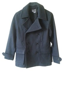 Vince Wool Trench Nwt Pea Coat