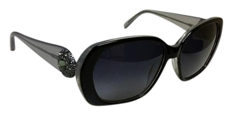 Vera Wang Black Frames and Grey On The Inside Mint Condition ...