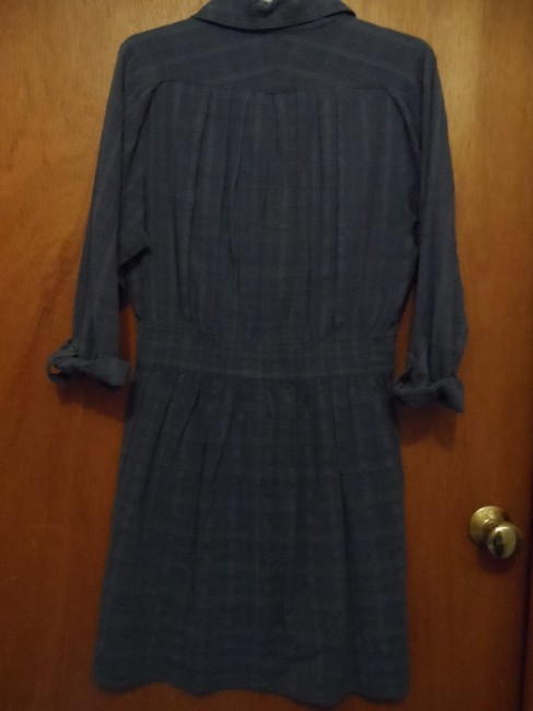 Other short dress Blue Shirt on Tradesy