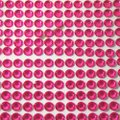 Hot Pink 10 Sheets - Bling Bling 5040pcs - 6mm Self Adhesive Rhinestone Crystal Bling Stickers Round Vase Centerpiece Image 0