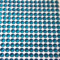 Blue 10 Pieces - Bling 5040x 6mm Self Adhesive Rhinestone Crystal Bling Stickers Round Centerpieces Vase Wedding Image 0