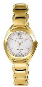 Citizen Citizen Women Gold Analog Watch FE2072-89A