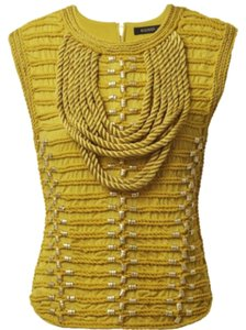 Balmain x H&M For Hm Top Yellow