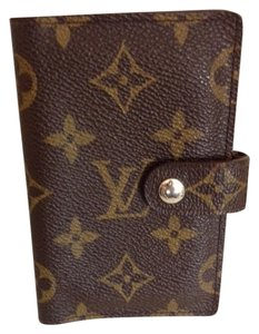 Louis Vuitton Louis Vuitton Mini Agenda Monogram (Date Code: SD1907)