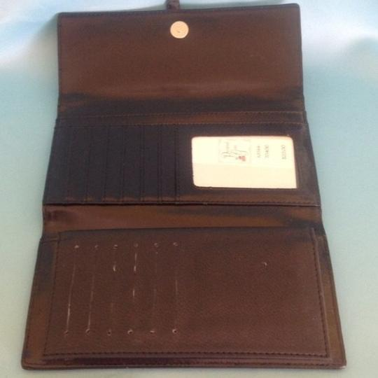 Other Black Buckle Wallet