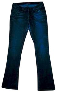 Other Anchor Blue Size 9 P380 Tulip Boot Cut Jeans-Medium Wash