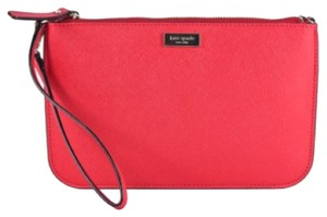 Kate Spade Red Clutch