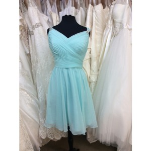 Angelina Faccenda Mint Dress