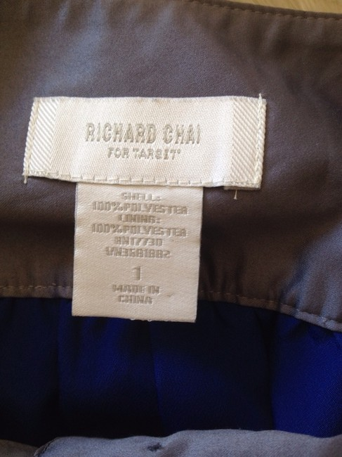 Richard Chai for Target Skirt Royal Blue