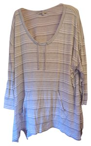 Sejour Rayon Plus-size Lighweight Tunic