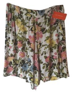 Joe Fresh Mini/Short Shorts Floral Multi