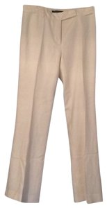 Talbots Relaxed Pants Cream