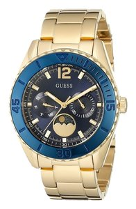 Guess Guess Women's Gold Analog watch U0565L4