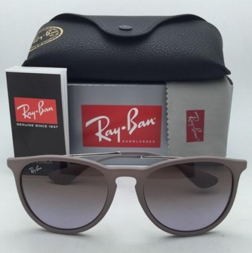 1025eaa6006 Ray-Ban Erika Rb 4171 6000 68 Sand Frame New 6000 68 W  Brown ...