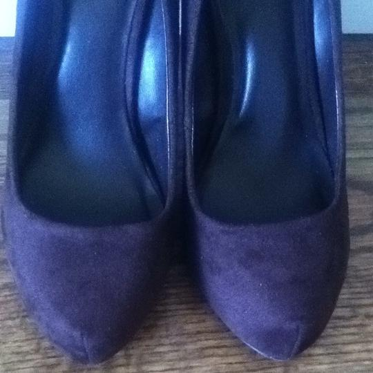 Wanted Brown Pumps