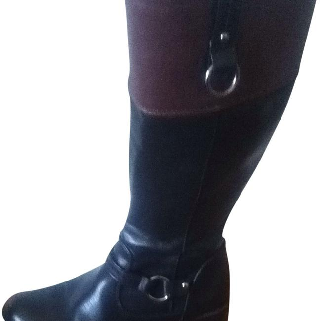 Item - Black Boots/Booties Size US 5.5