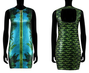Versace For Hm Sequined Dress