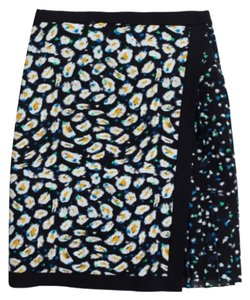 J.Crew Brand New Skirt Black, blue