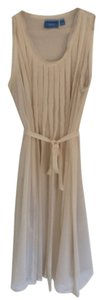 Simply Vera Vera Wang short dress Off-white/cream on Tradesy