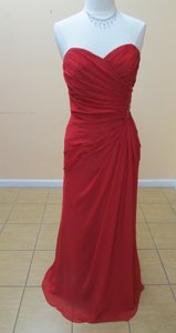 Alfred Angelo Cherry 7367l Dress
