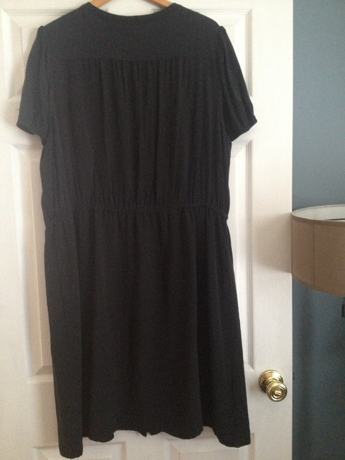 INC International Concepts Silk Plus-size Dryclean Only Dress