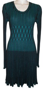 Max Studio Knit Sweater Dress