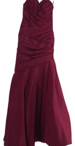 Merlot Maxi Dress by Love in Usa