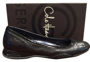 Cole Haan Comfortable Ballet Nike Air Black Flats
