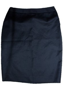 Brooks Brothers Pencil Skirt black