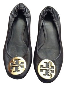 Tory Burch Olive green brown Flats
