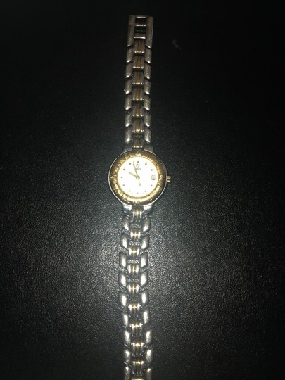 Fendi Watch Fendi Silver gold watch