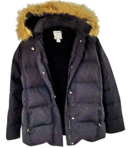 Old Navy Faux Fur Hooded Coat