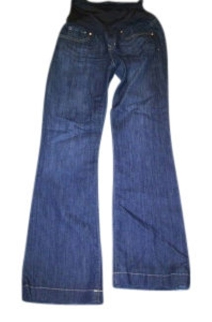 Preload https://item2.tradesy.com/images/gap-maternity-long-and-maternity-boot-cut-jeans-size-4-s-27-8646-0-0.jpg?width=400&height=650