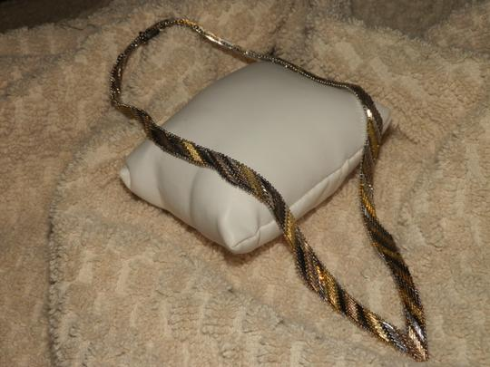 925 Italy Tricolor Vintage Italian Sterling Set
