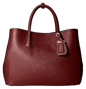 Sole Society Tote in Burgundy/Black/Green/Beige/Blue